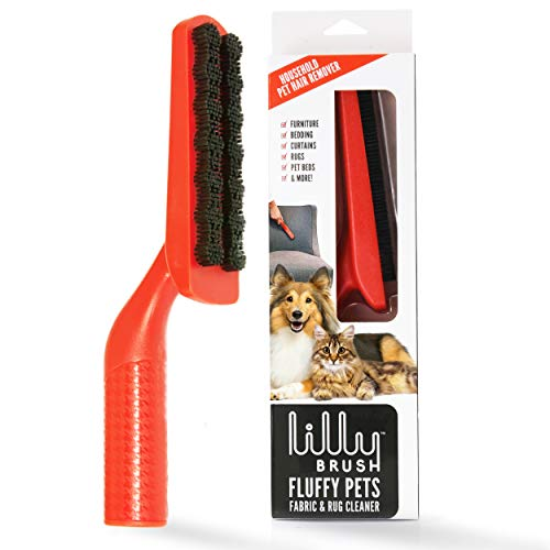 Lilly Brush FLUFFY PETS Forever Furless Home Fabric and Rug Cleaner