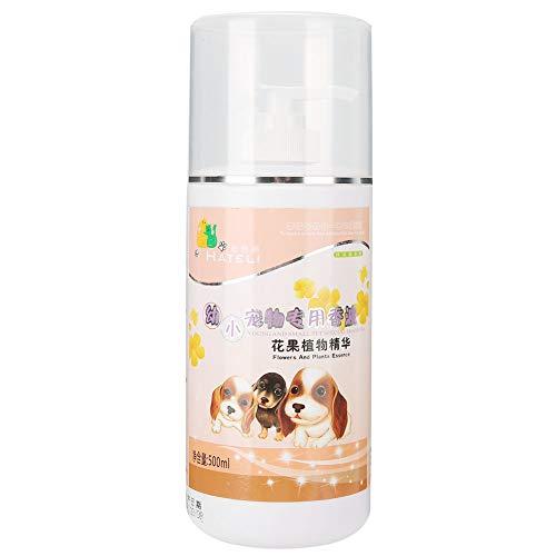 Champú de ducha para cachorros, sin olor anormal, 500 ml, duradero