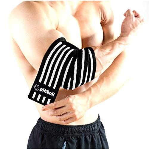 Tutore a Fascia Per Gomito Gomitiera Tendinite Muscoli Articolazioni Bodybuilding Uomo e Donna Sollevamento Pesi Epicondilite