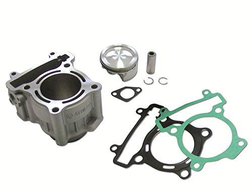Zylinder Ersatzteil für/kompatibel mit Yamaha WR 125 R/X 170ccm Tuning