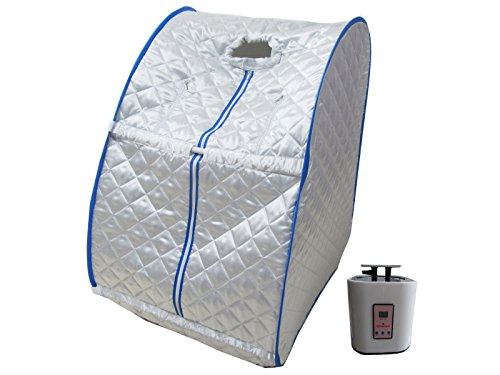 Portable Foldable Therapeutic Steam Sauna SPA Detox-Weight Loss, SS01