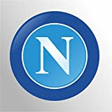 Graphic-lab Aufkleber - Sticker Napoli ultras serie A champions League sticker