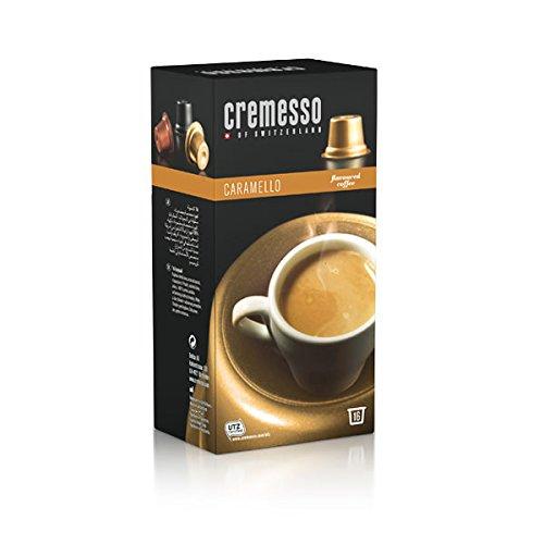 Cremesso Capsule di Caffè Caramello flavo ured 16pezzi
