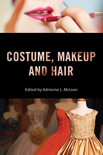 Costume, Makeup, and Hair (Behind the Silver Screen Series) (English Edition)