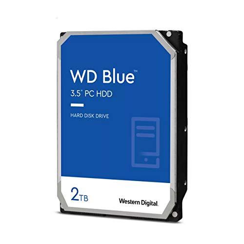 2TB Blue 256MB 3.5IN SATA 6GB/Sint