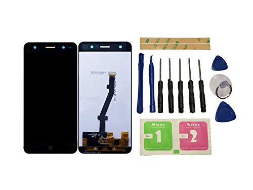 Flügel für ZTE Blade V7 Lite Display LCD Ersatzdisplay Schwarz Touchscreen Digitizer Bildschirm Glas Assembly (ohne Rahmen) Ersatzteile & Werkzeuge & Kleber