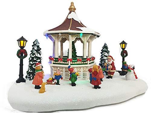 TIN DREAMS FACTORY - Pueblo navideño, Pueblo Navidad, Chris