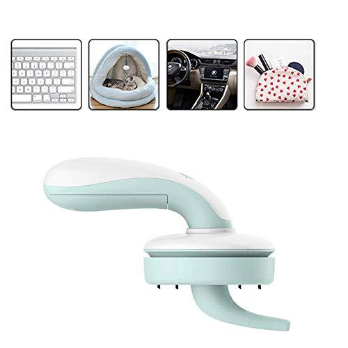 TTMOW Mini Staubsauger, kabelloser tragbarer Tischstaubsauger Hohe Saugleistung Mini Sauger, Mini Handstaubsauger Mini Staub Reiniger für Reinigen von Staub,Krümeln,Schrott für Laptop,Auto