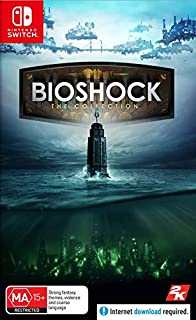 Bioshock The Collection - Nintendo Switch (B086JT7HXP) | Amazon price tracker / tracking, Amazon price history charts, Amazon price watches, Amazon price drop alerts