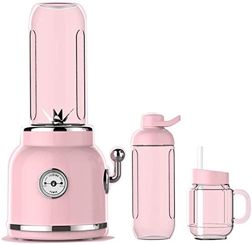New Blender Smoothie Maker, Portable Electric Juicer Blender, Fruit Baby Food Milkshake Mixer, Meat ...