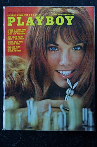PLAYBOY Us 1972 05 VALERIE PERRINE NUDES NUE DEANNA BAKER EROTISME VINTAGE...