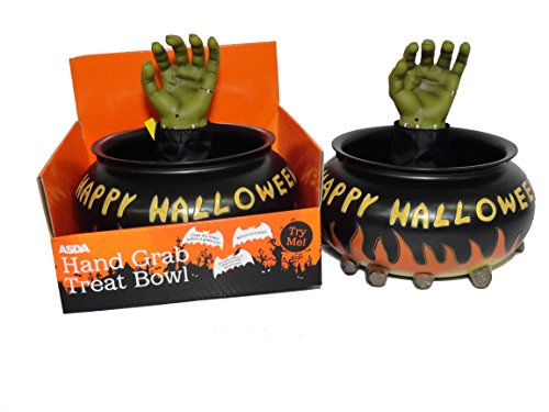 Halloween Candy Bowl ONLY - Does NOT Work - NO Guarantee - As Is