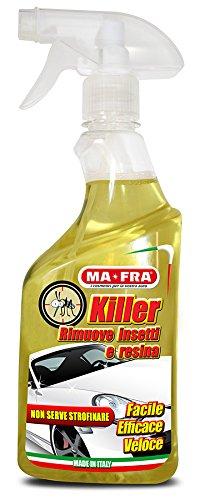 Rimuovi moscerini e insetti 500 ml MA-FRA KILLER