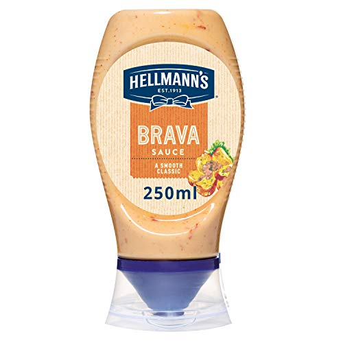 Hellmann's Salsa Brava Bocabajo - 250 ml
