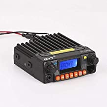 QYT KT-8900R Tri-Band VHF:136-174MHz, 220-270MHz, UHF:400-480MHz Mobile Transceiver 25W Dual Watch Ham Radio w/Free Cable