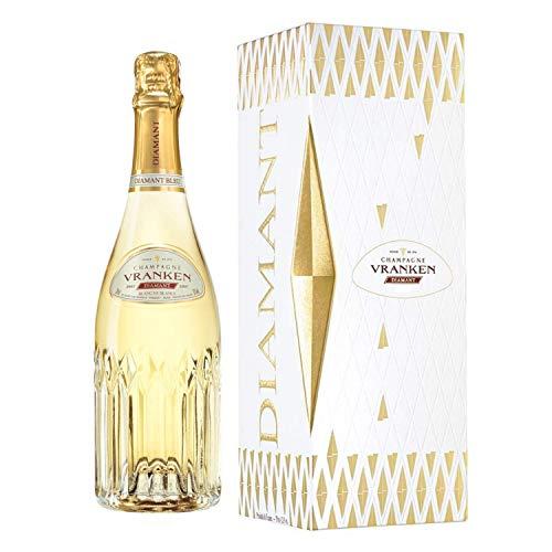 Champagner Vranken - Diamant Blanc de Blancs - In einer Geschenkbox 1 * 75cl