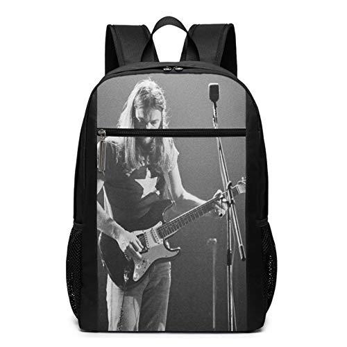 Pin-k Floyd Mochila escolar para hombres y mujeres, mochila para ordenador portátil, mochila para libros, mochila escolar con bolsillos laterales