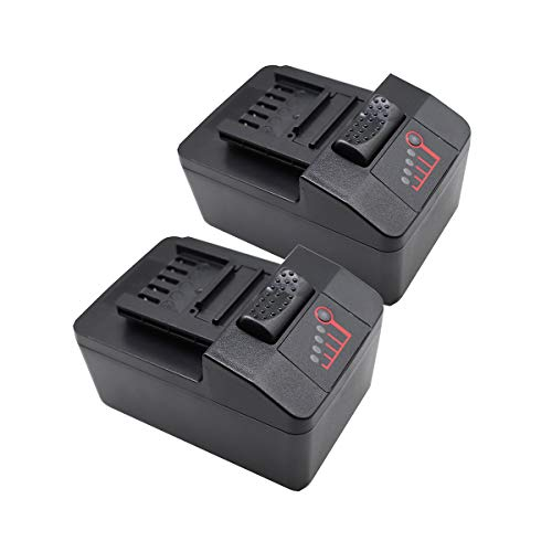 FengWings 2 Pack CTB8185 18V 4.0Ah CTB7185 CTB8187 Replace Battery Compatible with Snap on CTC720 CT7850 CTL7850 CT8810 CDR7850H