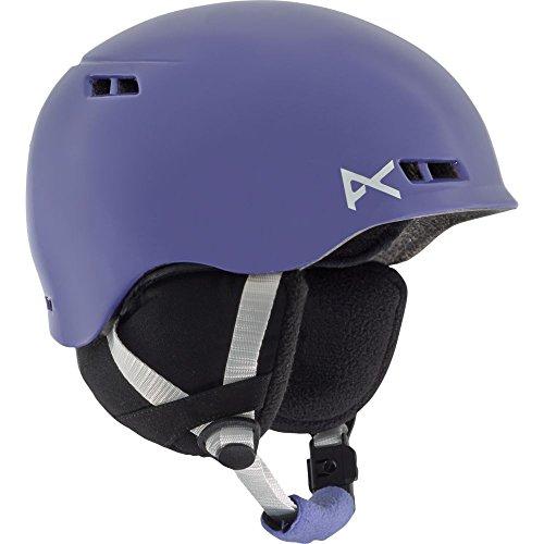 Anon Mädchen Snowboardhelm Burner, Purple Eu, LX