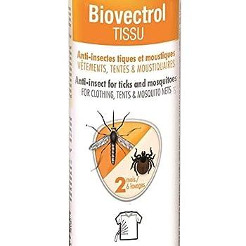 PHARMAVOYAGE - Protection anti-insectes Biovectrol Tissu