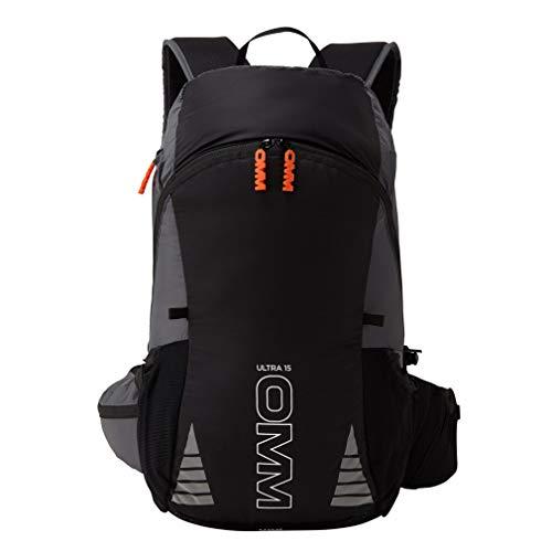 OMM オリジナルマウンテンマラソン ウルトラ15 グレー/ブラック