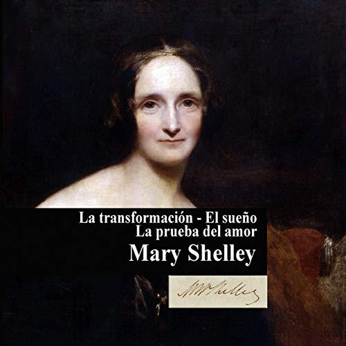 『La transformación, y otros relatos [The Transformation, and Other Stories]』のカバーアート