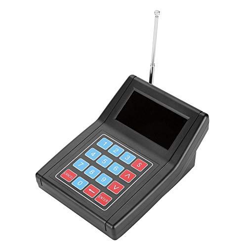 Xinwoer Sistema de buscapersonas de Restaurante, 30 receptores 1 transmisor Mesa de...