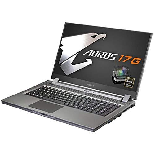 HIDevolution AORUS 17G XB-7US1130MH, 17.3' FHD 144Hz, 2.6 GHz i7-10750H, RTX 2070 Super Max-Q, 64 GB 3200MHz RAM, 16 TB PCIe SSD