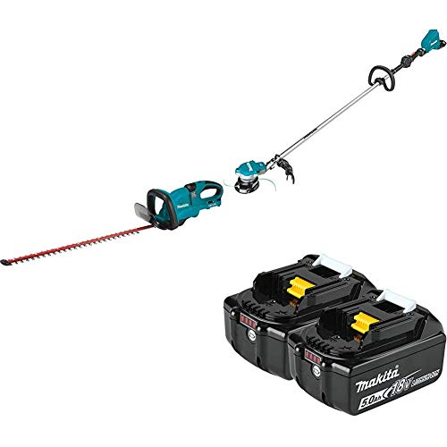 For Sale! Makita XHU04Z 18-Volt X2 (36V) LXT Lithium-Ion Cordless 25-1/2 inch Hedge Trimmer and XRU1...