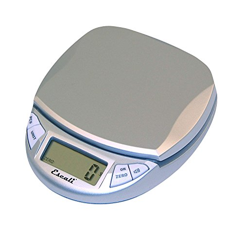 Escali Pico Digital Scale – 11 lbs. / 5 kg.