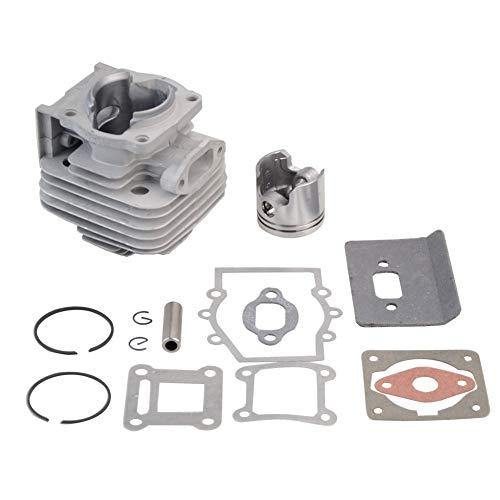 GOOFIT 40mm 405 Bore Kit completo de cilindro con pistón reemplazo para 2 tiempos 43cc 47cc Gas Scooter Pocket Bike Mini