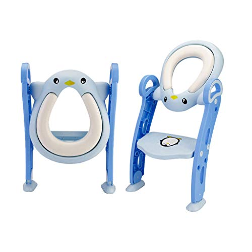 Kinderpotje Baby toiletbril kinderen verstelbare ladder kind potje klapstoel WC coach zetel kind onbenullige zetel Zindelijkheidstraining