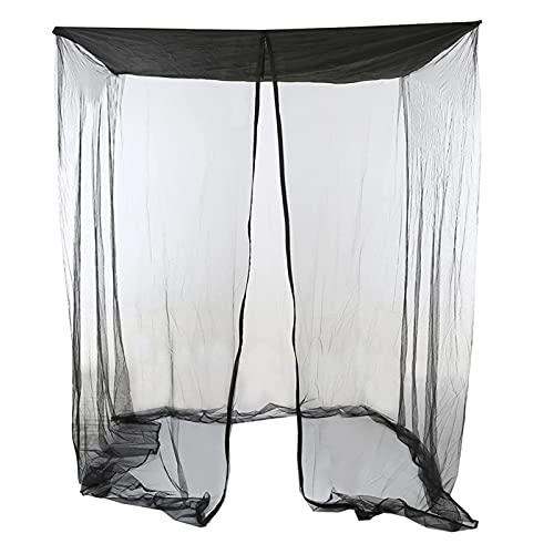 Outdoor Swing Net Cover Portable Polyester Mesh with Zipper Opening and Roof Waterproof Tent for Garden Courtyard,Schaukelnetzabdeckung