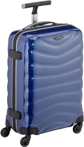 Samsonite Firelite Spinner, Equipaje de Cabina 55 cm, 3 L, Azul