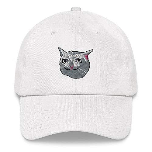 Baseball Kappe Men's and Women's Hats Cotton Baseball Caps Rebound Caps Embroidery Caps Hip-Hop Hats Basketball Caps White