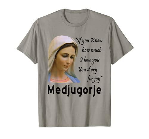Nuestra Señora Reina de la Paz Virgen María Totus Tuus Camiseta