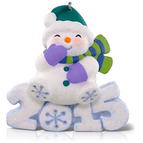 Hallmark Keepsake Ornament: Frosty Fun Decade...