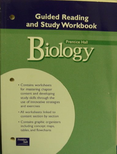 Prentice Hall Biology: Guided Study Workbook, Student Edition