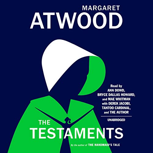 Couverture de The Testaments