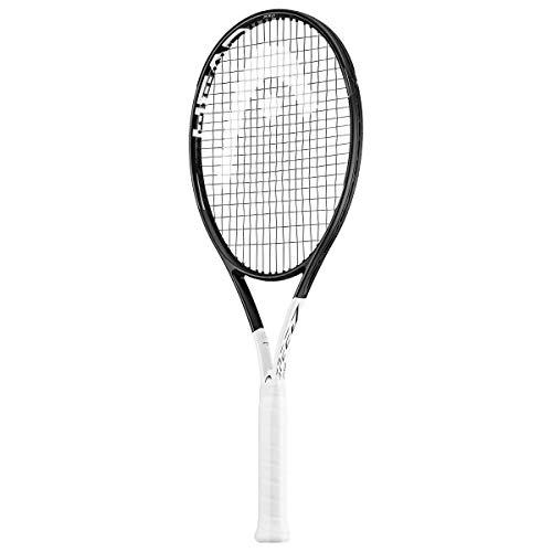 HEAD Tennisschläger Graphene 360 Speed Pro - unbesaitet - 18x20 Weiss/schwarz (909) L3