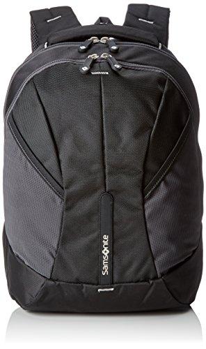 Samsonite 4mation Backpack S Mochila Tipo Casual, 21 Litros, Negro / Plateado, 39 cm