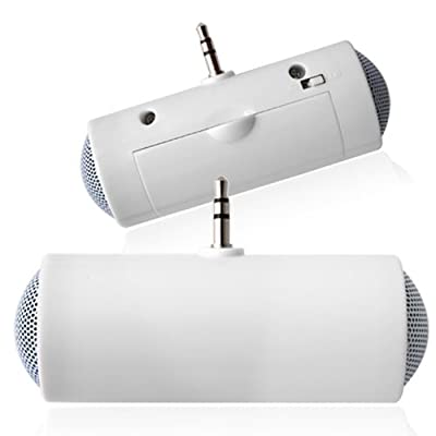3.5mm Mini Portable Stereo Speaker for iPod iPhone MP4 from ESUMIC®
