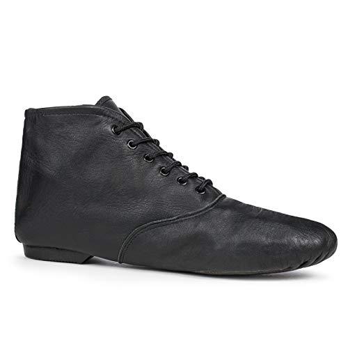 Kostov Sportswear Gardestiefel Solo Dance (extra weiches Leder), schwarz, Gr.38