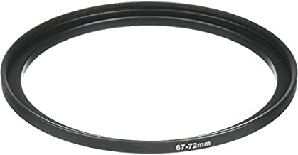 Phot-R   67-72mm Metal Step-Up Ring Adapter for Camera Filters and Lenses