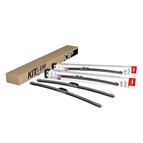 Open Parts kfw0015 Kit Brosses avant, 2 pièces