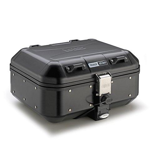 GIVI DLM30B Trekker 30 Dolomiti Monokey-Maletín de Aluminio, Color Negro, 40