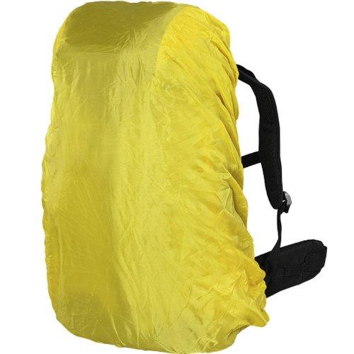 Royalbeach Regenschutz f�r Rucksack 50-80 l gelb