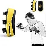 Cozywind Escudos para Patadas de Artes Marciales,Boxing Pad, Objetivo de Patada de Entrenamiento, Puñetazo, pie Sanda, para Clubes de Escuela, Familiales de Marciales, para Niños, Adultos. (1 Unidad)