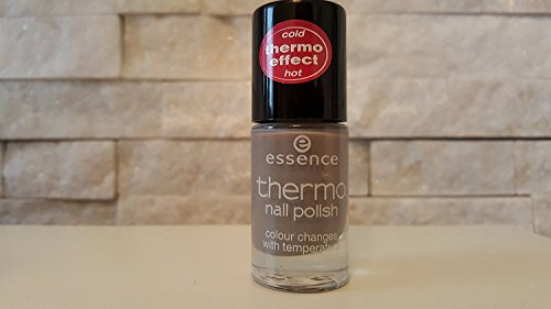 Essence Thermo Nail Polish 05 the ice is melting - Thermo Nagellack - farbwechselnd 8 ml
