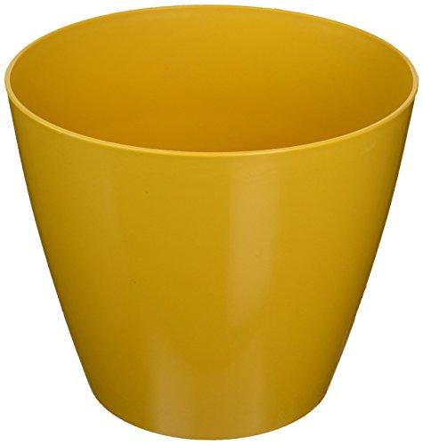 Robert Allen Home & Garden Pim01275 Charlevoix Pot de Fleurs, 20,3 cm, Harvest